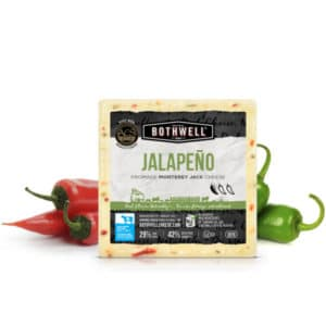 Bothwell Jalapeño Pepper Monterey Jack Cheese