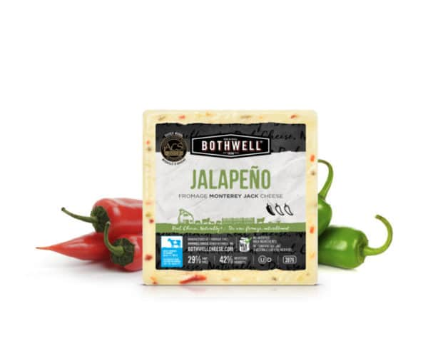 Bothwell Jalapeño Pepper Monterey Jack Cheese