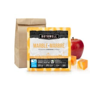 Bothwell Marble Cheese Block