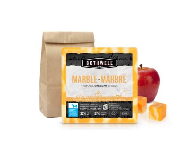 Bothwell Marble Cheese Block
