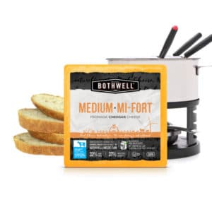 Bothwell Medium Cheddar Cheese