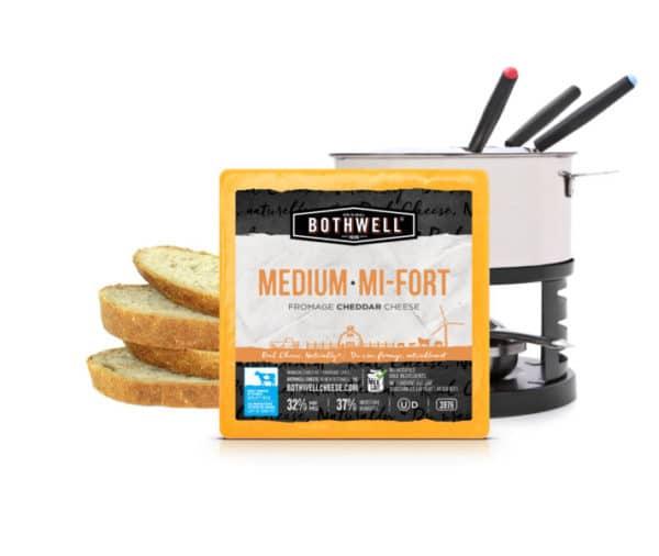Bothwell Medium Cheddar Cheese