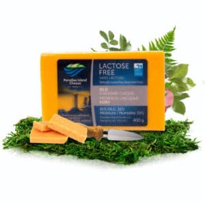 Lactose-Free Old Cheddar