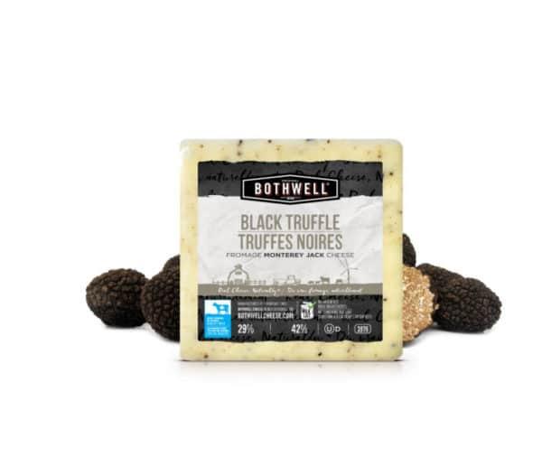 Bothwell Black Truffle Cheese