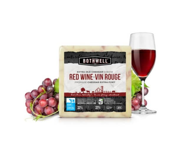 Red Wine Extra Old Cheddar