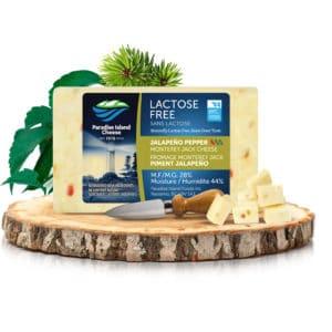 Lactose-Free Jalapeno
