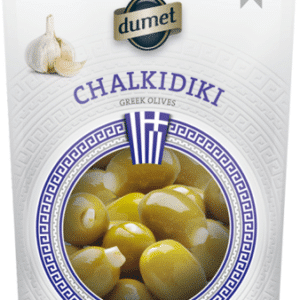 Dumet Chalkidiki Olives Stuffed with Garlic