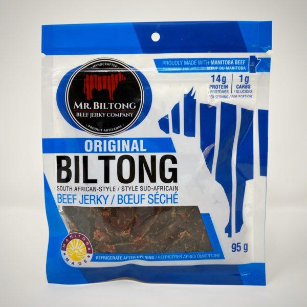Mr. Biltong Beef Jerkey Company