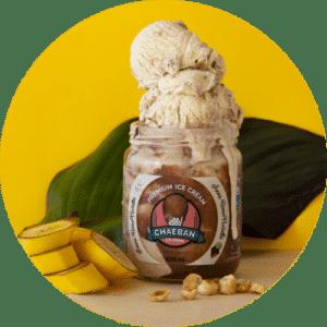 Chaeban Ice Cream - Anna Bananutella