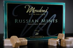 Mordens' of Winnipeg Russian Mints