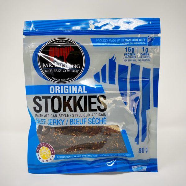 Mr. Biltong Original Stokkies