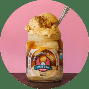 Chaeban Ice Cream - Salty Carl