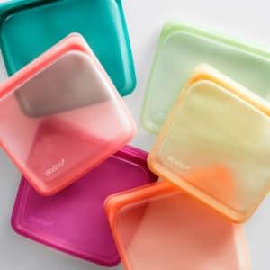 Stasher Reusable Sandwich Bags