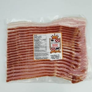 Winnipeg Old Country Sausage Bacon