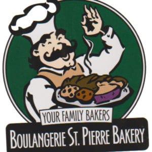 Boulangerie St. Pierre Bakery Logo