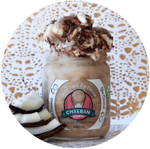 Chaeban Ice Cream - Glen Coconut