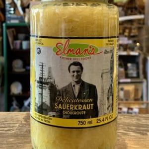 Elman's Sauerkraut