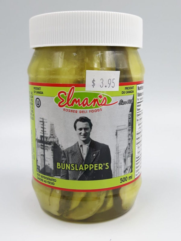 Elman's Bunslapper's