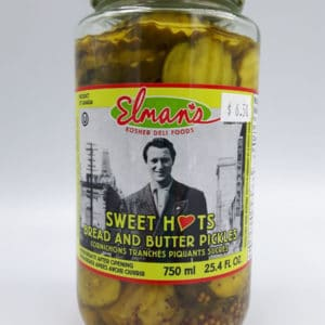 Elman's Sweet Hots