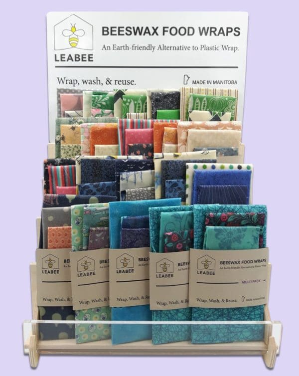 Leabea Beeswax Food Wraps