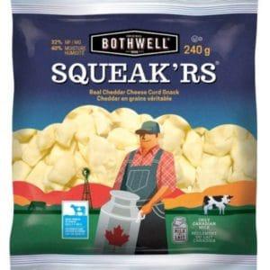 Bothwell Cheese - White Squeak'rs