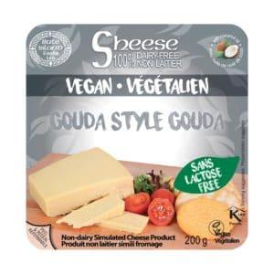 Vegan Gouda Sheese