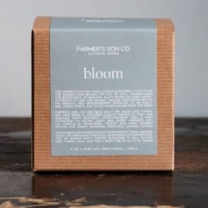 Farmer's Son Co. Bloom Candle