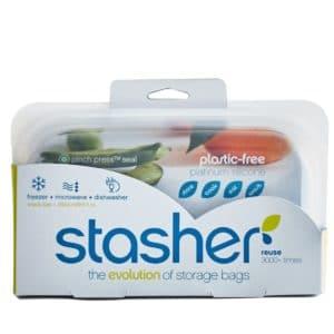 Stasher Snack Bag