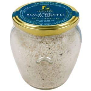 TruffleHunter Flaked Black Truffle Sea Salt