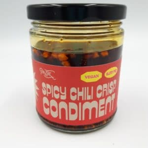 Spicy Chili Crisp Made by Paste