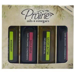 Prairie Oils & Vinegars Oh Canada Gift Pack