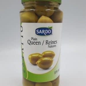 Sardo Plain Queen Olives