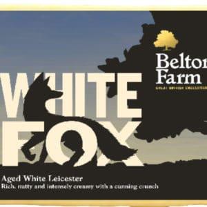 Belton Farm White Fox Cheese